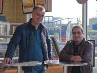 Rob Reijnen en Charbel Yacoub