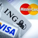 credit card betalen marstercard ING visa