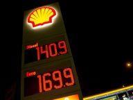 Shell prijzenbord prijzen logo