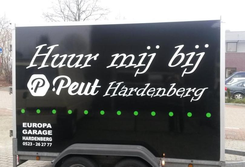 Europa Garage Hardenberg : Vierde peut geopend in hardenberg vijfde komt in oegstgeest