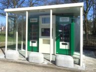 BP Express Voorburg vending machine automaat 2