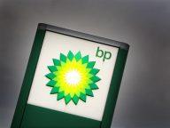 BP tankstation logo