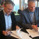 Clemens van Hulten, Gerbert Vissers, Vissers Olie, contract