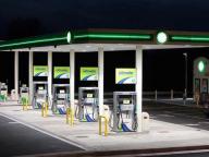 BP tankstation 1