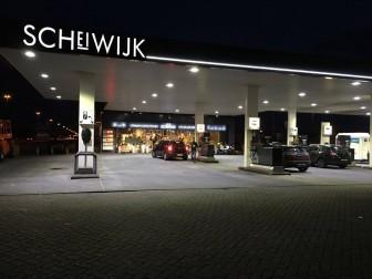 Scheiwijk nieuwe luifel