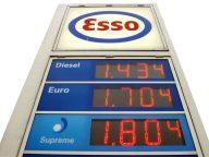 Esso-prijzenbord-logo