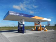tanqyou tankstation in franeker