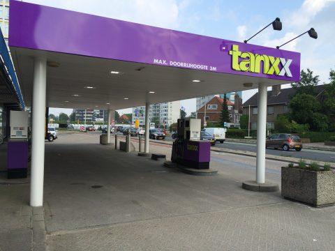Tanxx, onbemande tankstationformule, Slump Oil