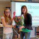 Tessel Hendriks en Emma Haakman OOTW