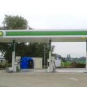 Onbemande BP van Slump Oil in Veenoord