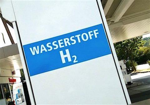 Waterstof Duitsland