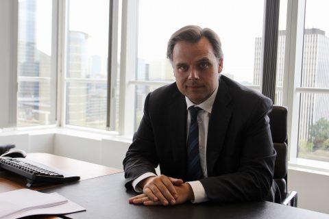 Staatssecretaris, Philippe de Backer