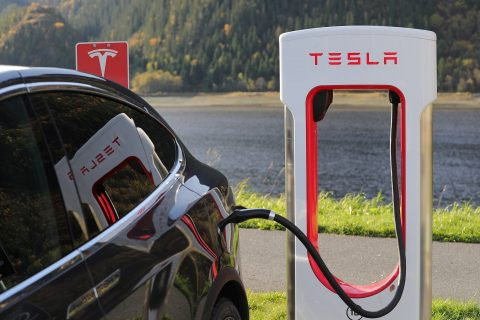 Persfoto: Tesla