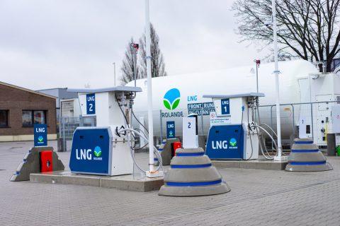 LNG-station Dortmund Rolande