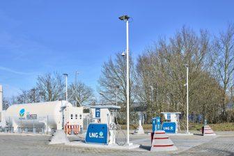 LNG-tankstation Rolande