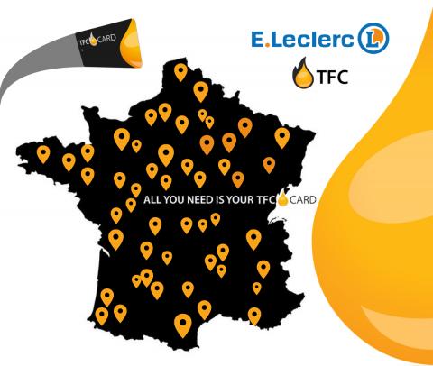 The Fuel Company Frankrijk uitbreiding