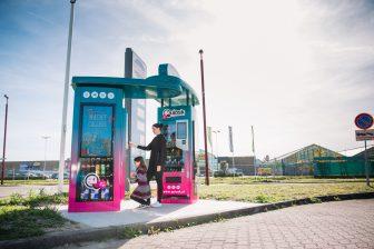 Quiosk vendingmachine