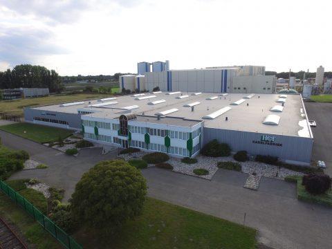Sakko overname Van der Hof fabriek