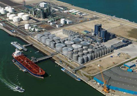 Raffinaderij Neste Rotterdam overname