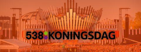 538 Koningsdag samenwerking Argos en 538