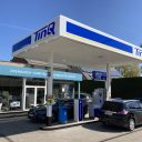 TinQ eerste tankstation België
