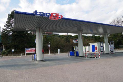 Tango Den Haag tankstation