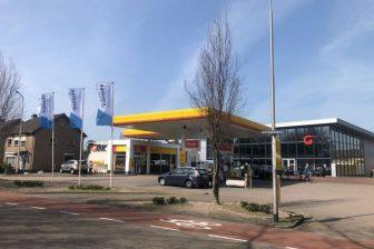 Hanex tankstation Hertongensingel