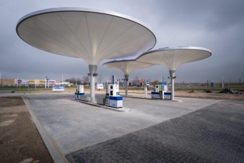 NXT Tankstation Beverwijk