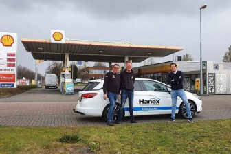 Hanex Shell Sprang-Capelle