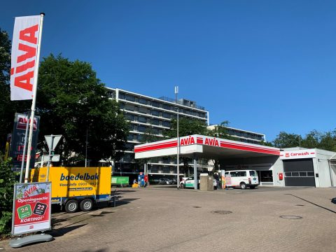 ABM AVIA-tankstation Nijmegen
