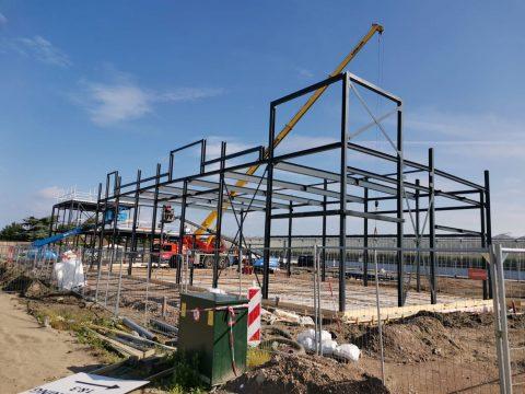 Antea Group EG-tankstation bouw Honselersdijk