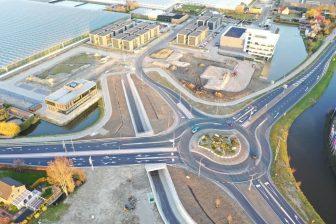 EG Group bouw Texaco Honselersdijk