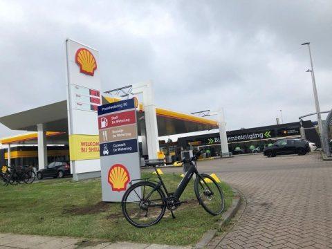 Shell Utrecht e-bike