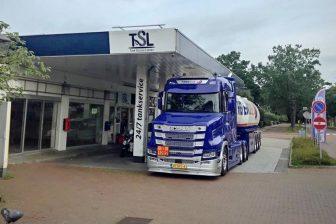 Tank Service Loenen Fieten Olie omkleuring