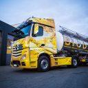 Biodiesel truck NBAA