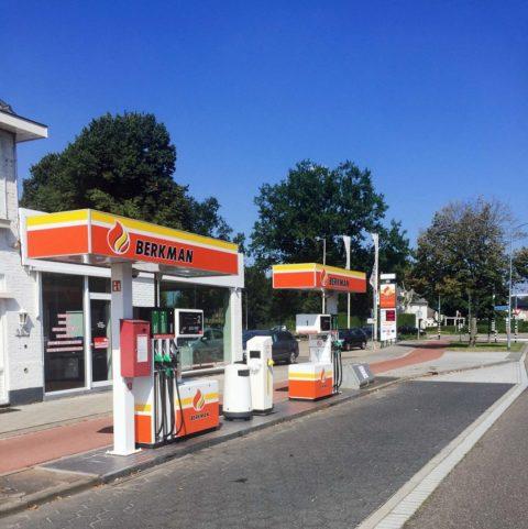 Berkman-tankstation Veldhoven