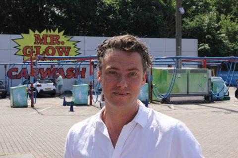 Junior Strous Mr. Glow Wassenaar