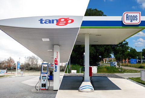 Argos en Tango samenwerking