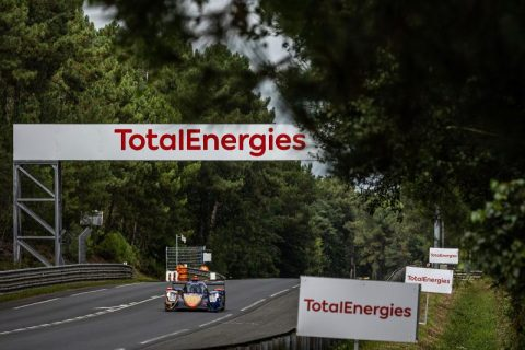 TotalEnergies Le Mans ethanol